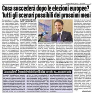 """Articolo di Daniele Giudici su """"La settimana Pazza"""""""
