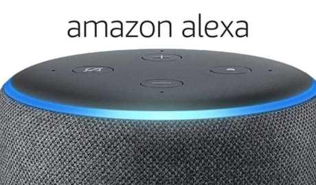 come funziona Alexa