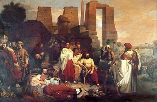 La spedizione franco-toscana in Egitto, Giuseppe Angelelli, Firenze Museo Egizio