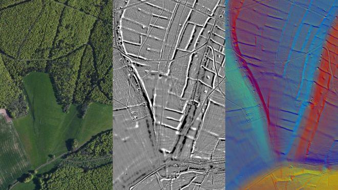 L'indagine ha rivelato l'entità della produzione agricola nel South Downs prima dell'arrivo dei Romani. Foto di Ente Parco Nazionale South Downs