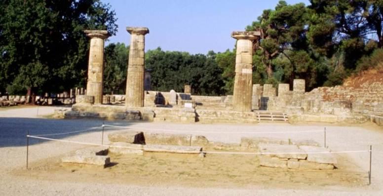 Tempio di Hera a Olimpia
