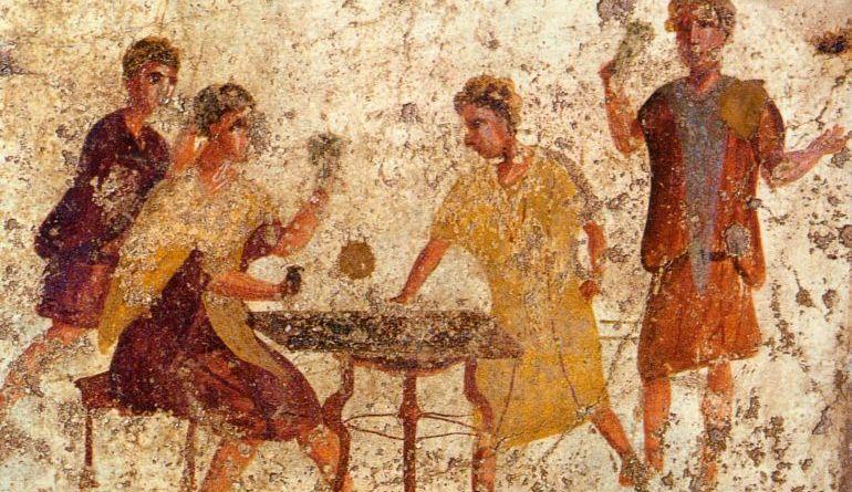 ESSERE ADOLESCENTI A ROMA NEL I SEC. d.C. – ARTICOLO #600