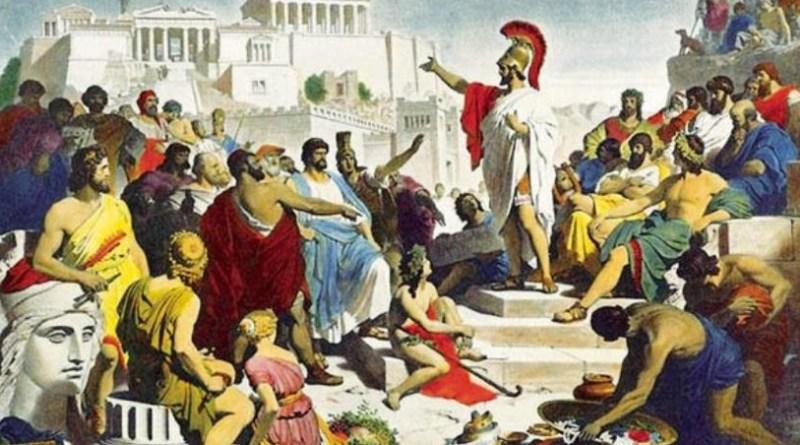 atene-assemblea DEMOCRAZIA