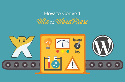 wix to wordpress migration