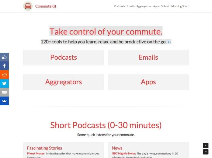 CommuteKit