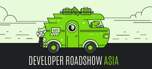 We're Touring Through Southeast Asia: Join The Mozilla Developer Roadshow!