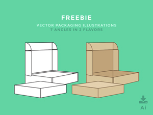 Collective218_packagingillustrations