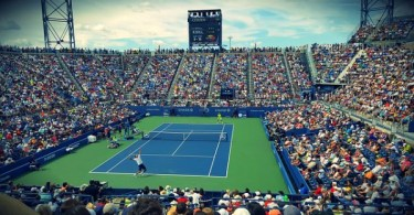 Tennis building a loveable brand journalist US Open image