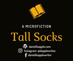 Tall socks image