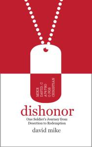 Dishonor book cover