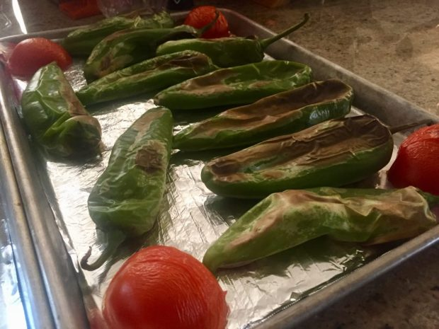 chile-verde-peppers-tomatoes-roasted