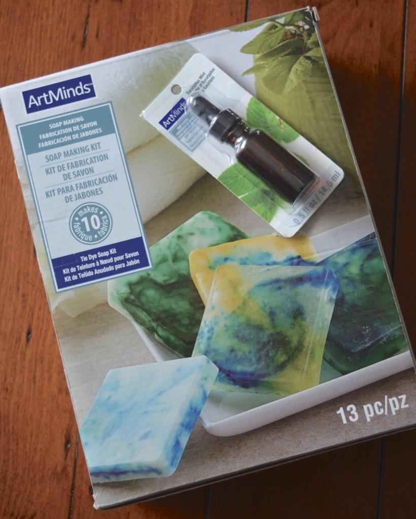 Art Minds Soap Making Kit