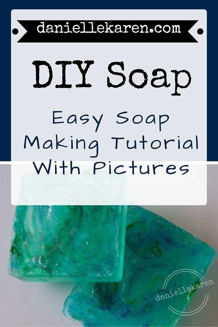 DIY Soap Making