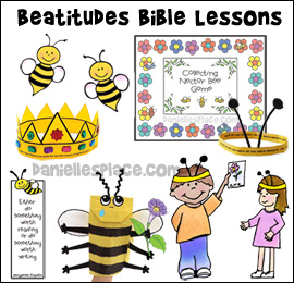 Bible Crafts For Sunday School Index Page B
