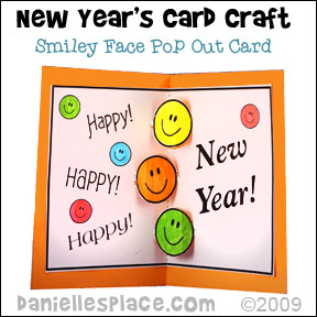 drawing new year cards