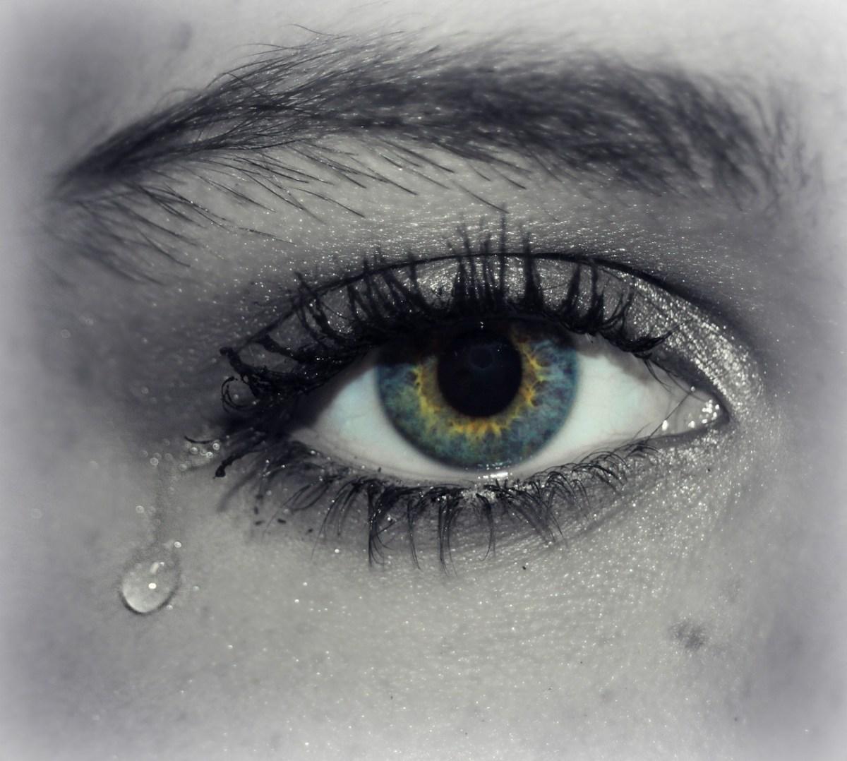 Huilen is gezond