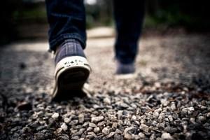 Het smalle pad, ontwaak