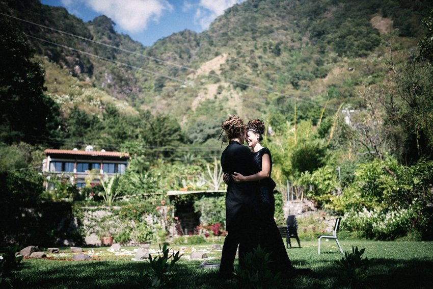 Alternative Wedding Guatemala 109