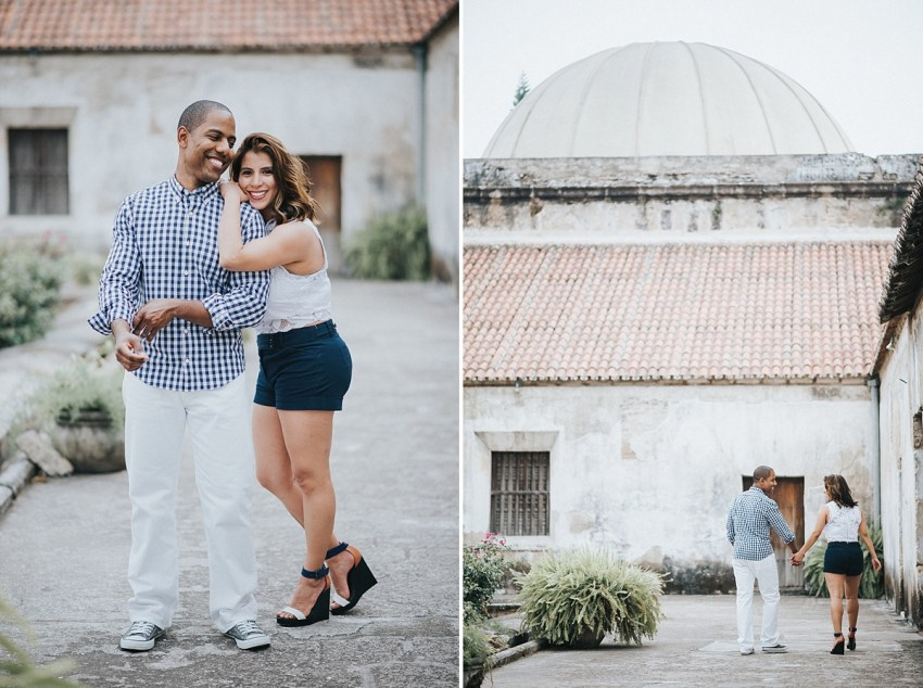 Engagement Session At Las Capuchinas Antigua Guatemala