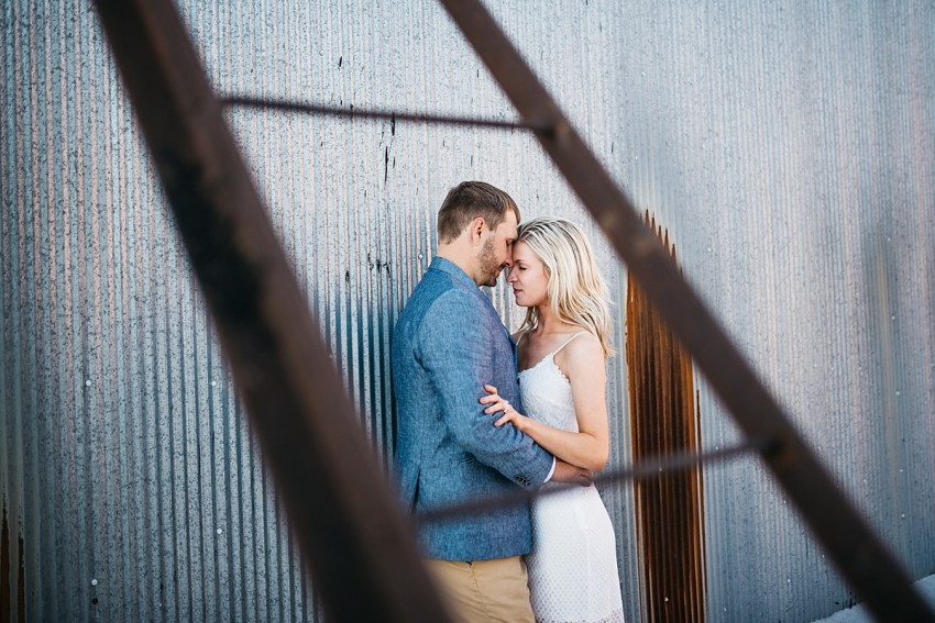 Engagement Session in Omaha Nebraska