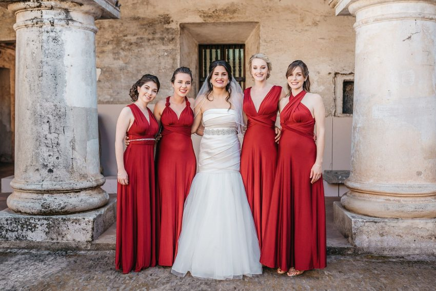 bridesmaids antigua guatemala