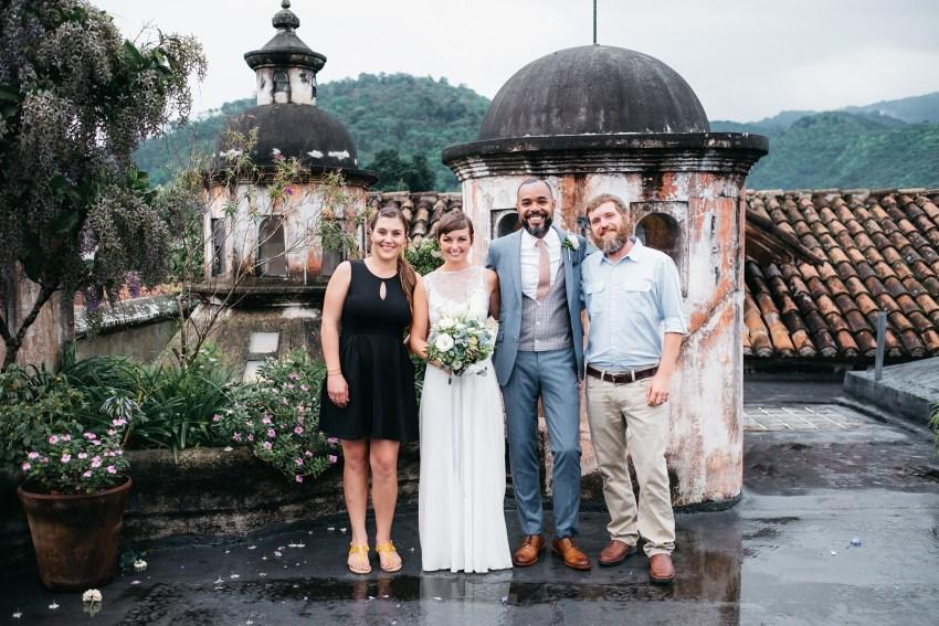 Boda Intima en Antigua Guatemala