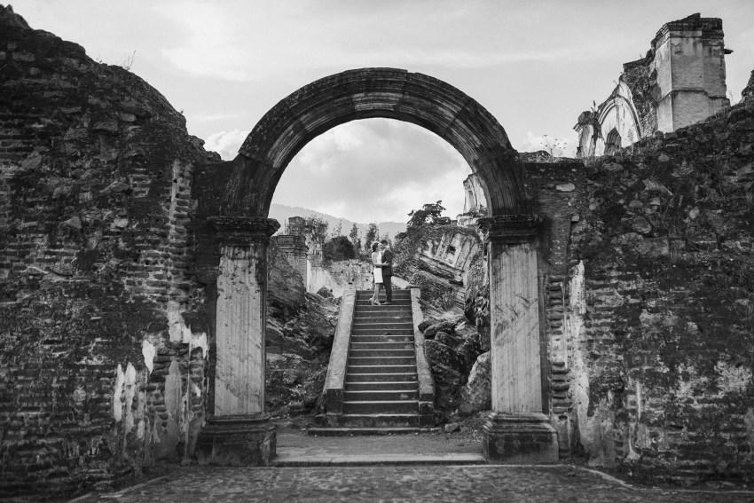 Sesión de Fotos en Ruinas de la Recolección en Antigua