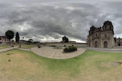 Un paseo por Cajamarca