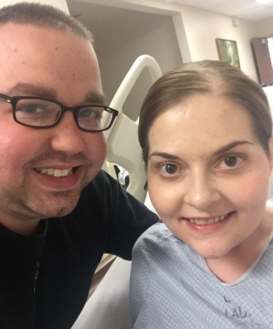 Daniel and Sarah - Hospital