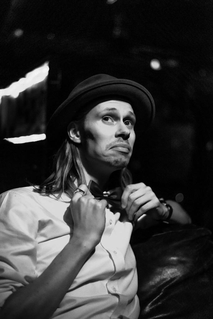 Tom Klose(Musiker) im Knust in Hamburg 2018