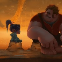 Wreck it Ralph concept art at AWN!
