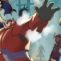 Big Hero Avengers!