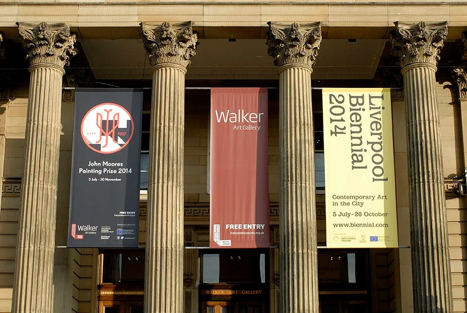 John Moores Painting Prize - Walker Art Gallery - Liverpool