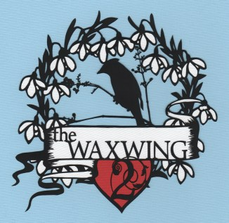 Happy Anniversary Waxwing