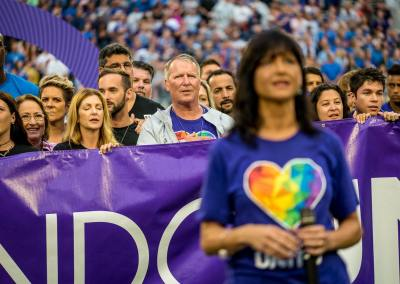 Freelance Photography Project: OCS Honor PULSE Orlando Employees, First Responders