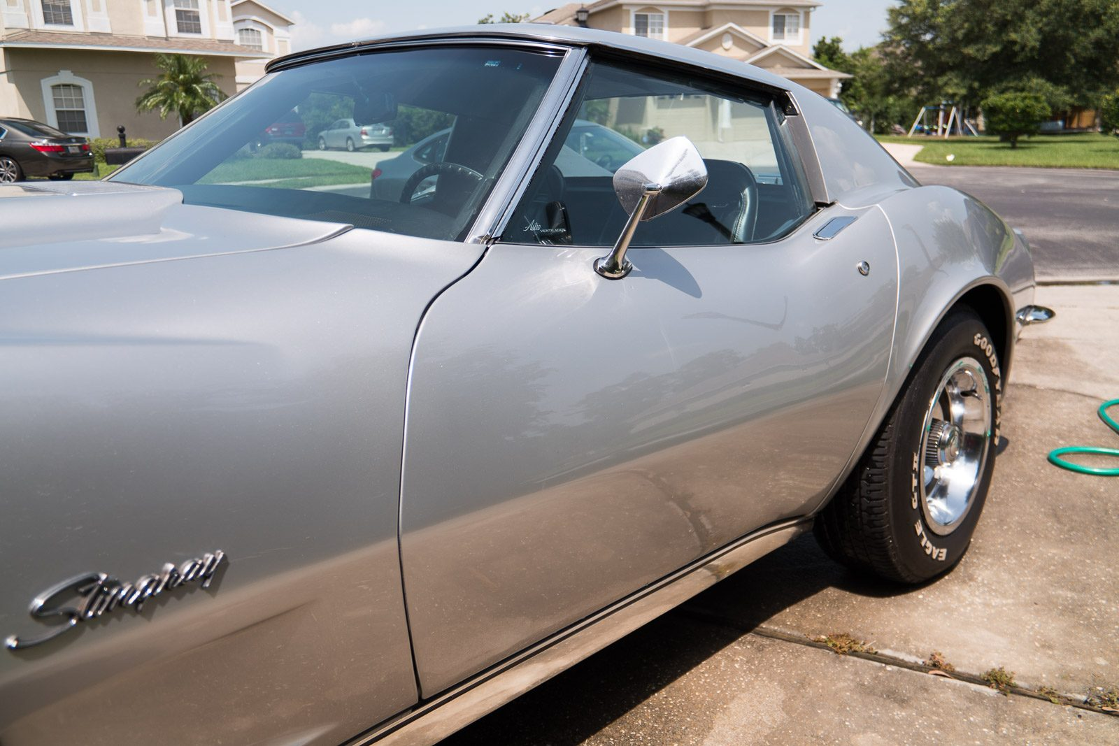 Picture of 1973 chevrolet corvette coupe exterior - Gallery 1973 Chevrolet Corvette Stingray For Sale 07