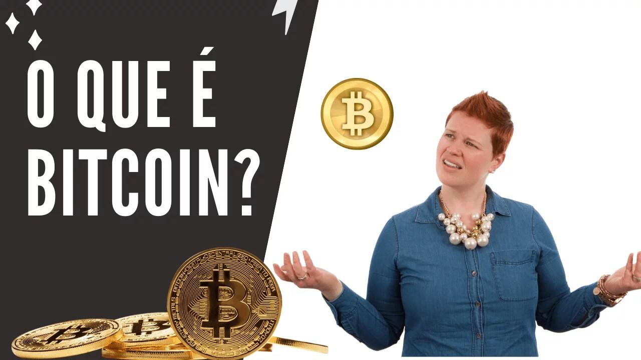 que diabos é bitcoin?