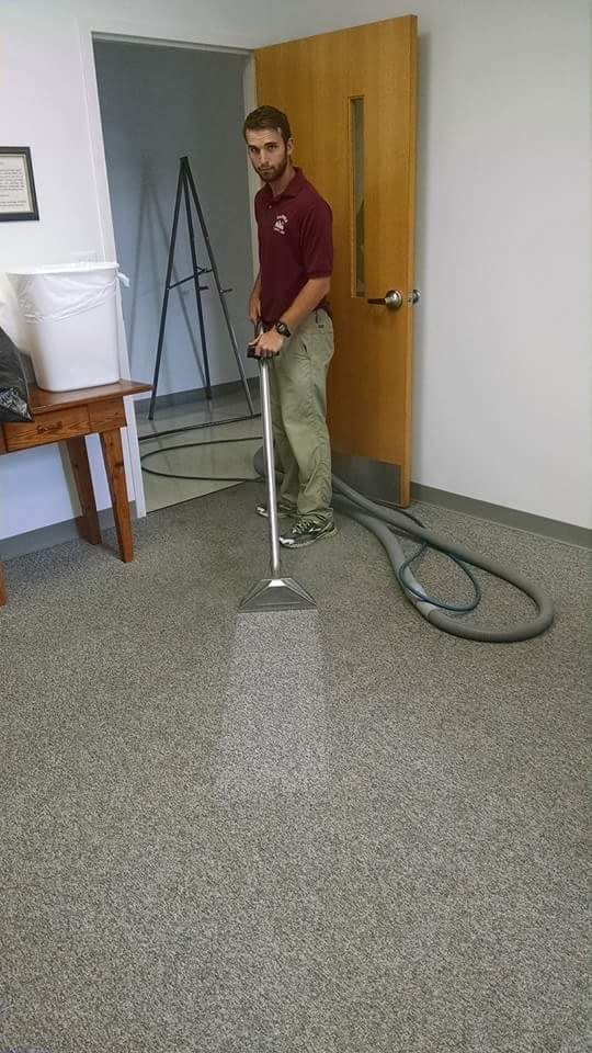 Carpet Cleaning - Office and Business
