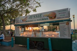 Another Food Stall in Darwin