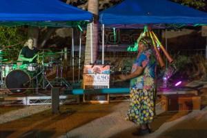Aborigines at Didgeridoo Concert in Darwin