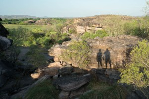 Nadab Lookout at Sunset in Kakadu National Park