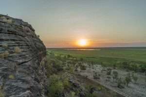 Sunset at Kakadu National Park