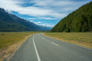 Dream of a Road to Milford Sound