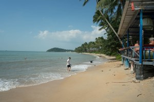 Another West Coast Beach in Koh Samui