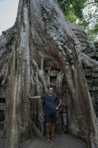 Ta Prohm in Angkor