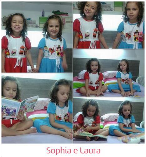 Sophia e Laura