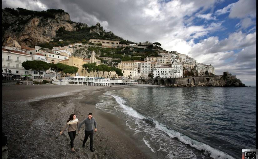 PRE WEDDING | Enzo & Barbara | AMALFI
