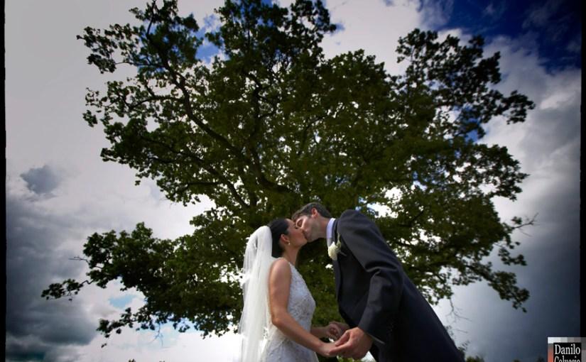 MATRIMONIO IN VETRINA: LOUISE & EDOUARD