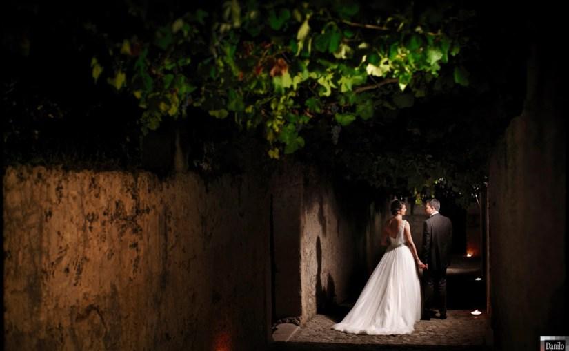 MATRIMONIO IN VETRINA: MARIATERESA & GIUSEPPE