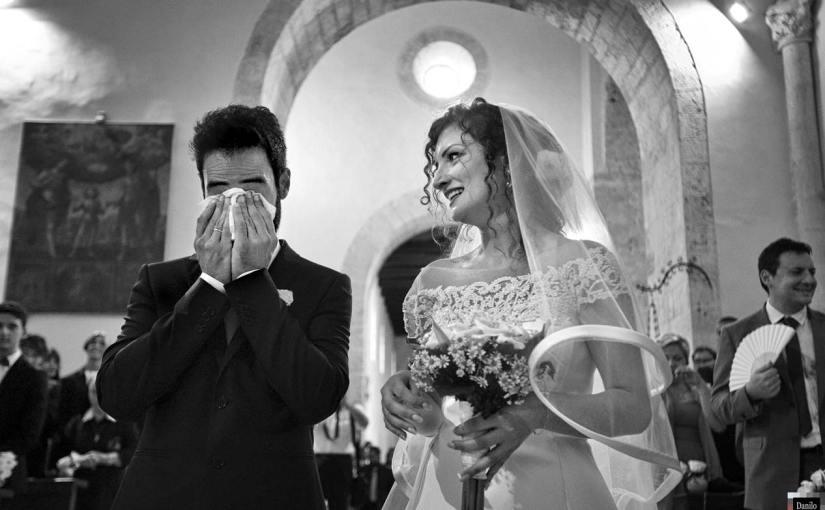 MATRIMONIO IN VETRINA: RICCARDO E FRANCESCA
